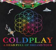 אלבום A Head Full of Dreams - Coldplay